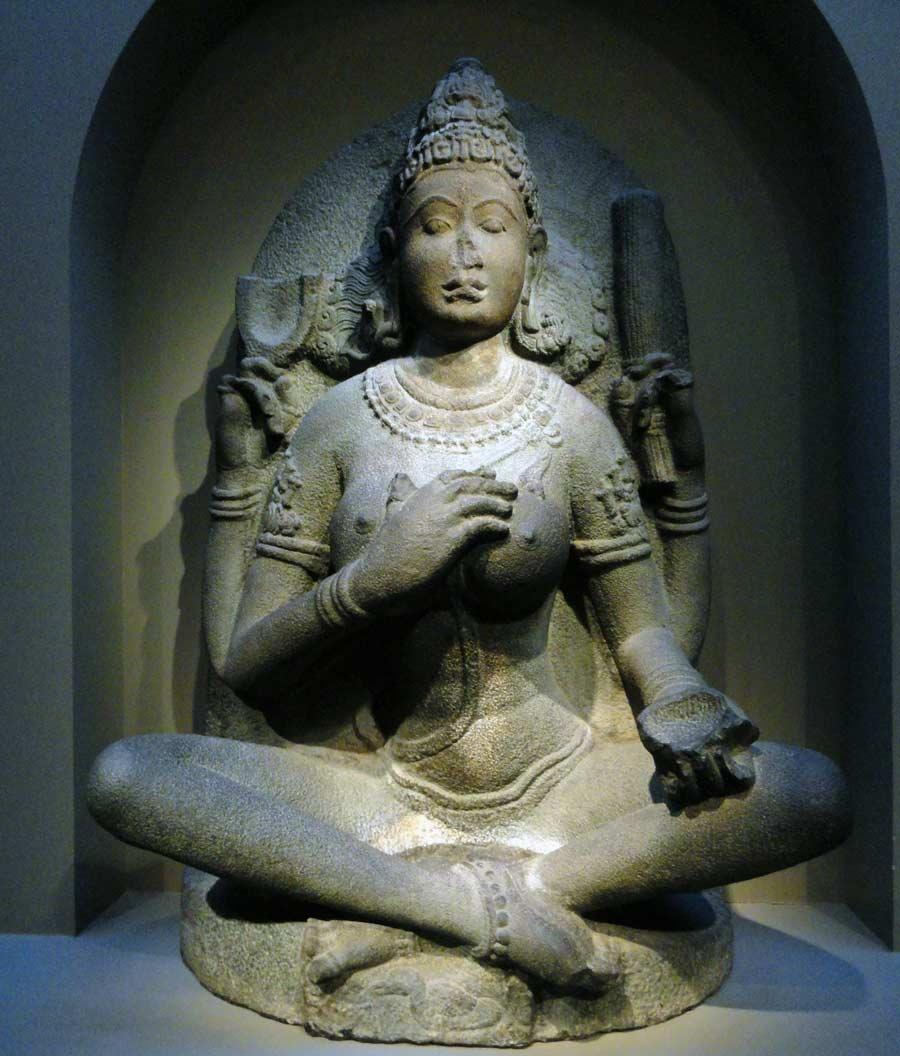 Yogini in Tamil Nadu