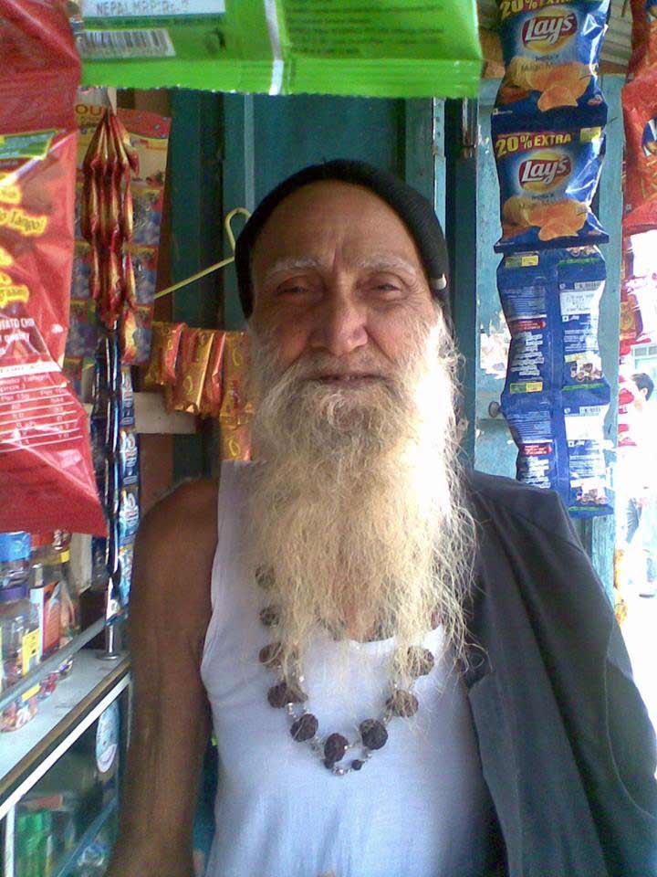 Yogiraj Dr Tyaginath Aghori
